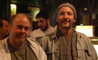 Gus Skinas and David Elias